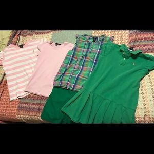 Ralph Lauren/Chaps clothing lot